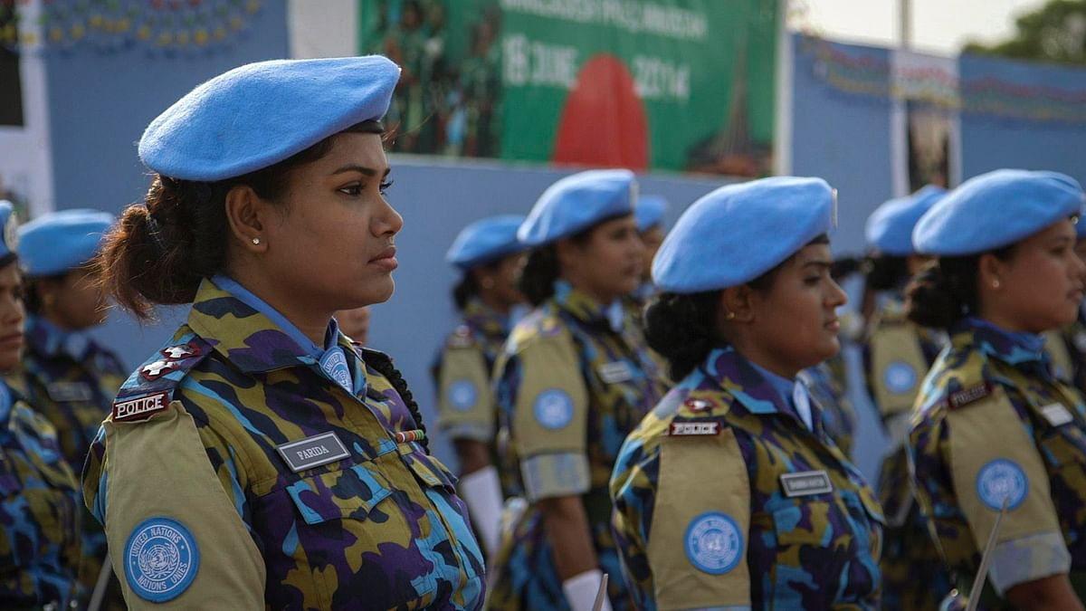 India Co-sponsors UN Security Council Resolution On Women Peacekeepers