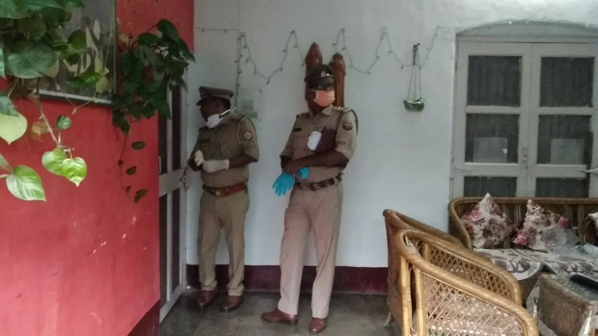 Twin Murder In High-Security Railway Colony of Lucknow