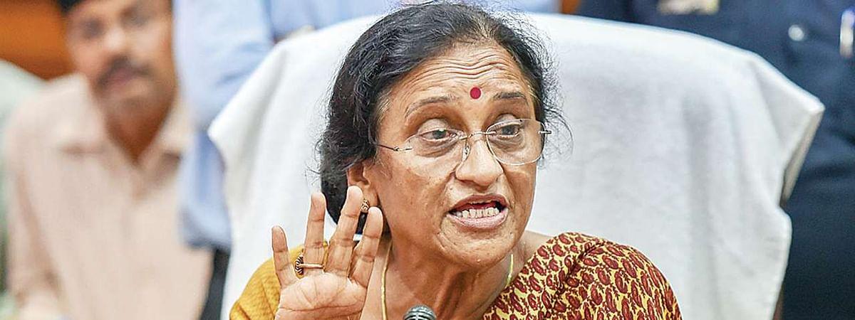 Prayagraj Lok Sabha MP Rita Bahuguna Joshi Tests COVID +, Admitted To SGPGI