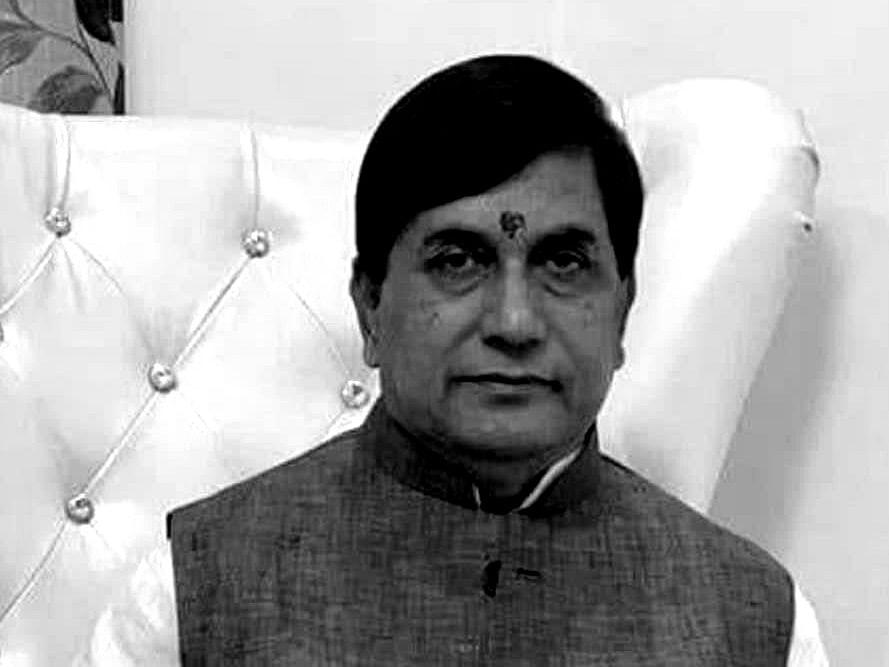 UP Minister Ashutosh Tandon's PRO IP Kanaujia Succumbs To COVID-19