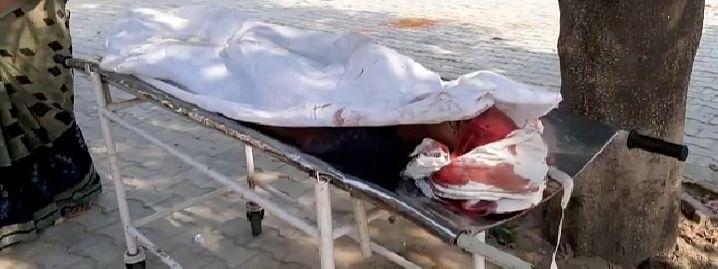 मैनपुरी में पानी के लिए बहा खून, युवक ने चचेरे भाई को कुल्हाड़ी से काट डाला
