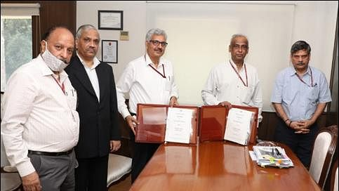 NHPC Inks MoU With Power Ministry Detailing Targets For The Year 2020-21