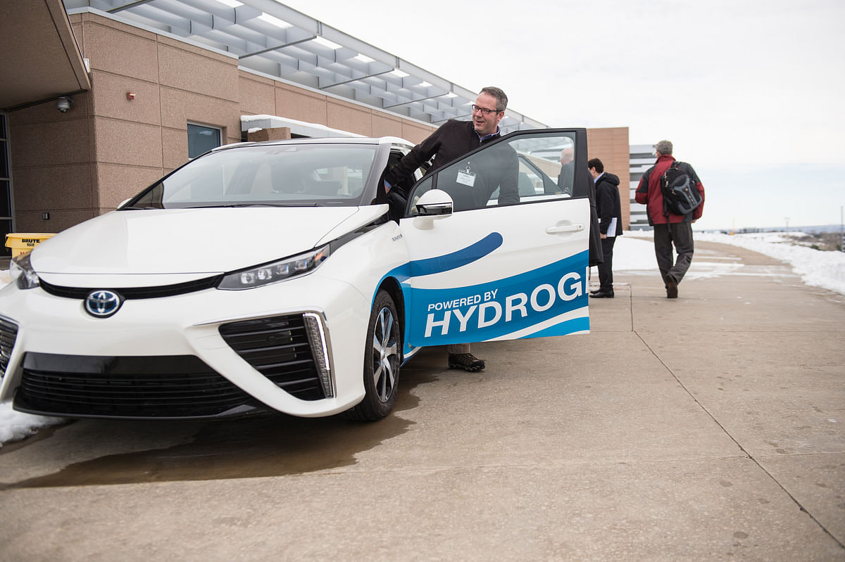 Standards For Safety Evaluation Of Hydrogen Fuel Cells Based Vehicles Notified