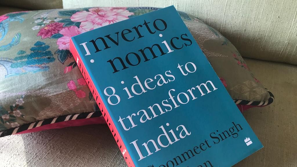 The Saturday Book Review: Invertonomics-8 Ideas to Transform India