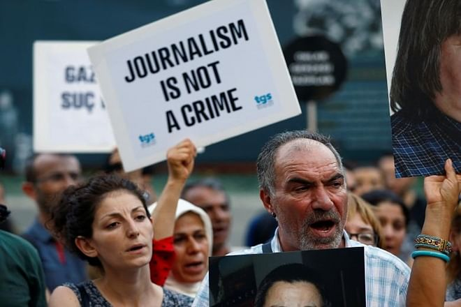 Violence, Job Cuts And Now COVID: Journalists In India Face Persistent Vulnerability