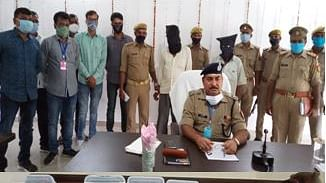 Deoria Police Bust Illegal Weapon Manufacturing Unit, Two Arrested