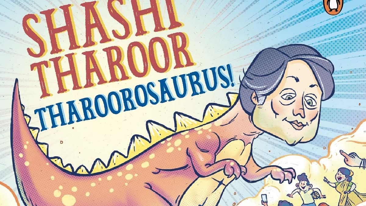 The Saturday Book Review: Tharoorosaurus Is A Book For All Ages To Possess, Enjoy The World Of Words