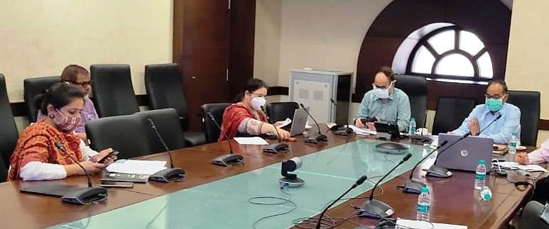 First High-level Meeting Of 'Invest UP', IIDC Holds Webinar With Industrialists To Resolve Their Issues