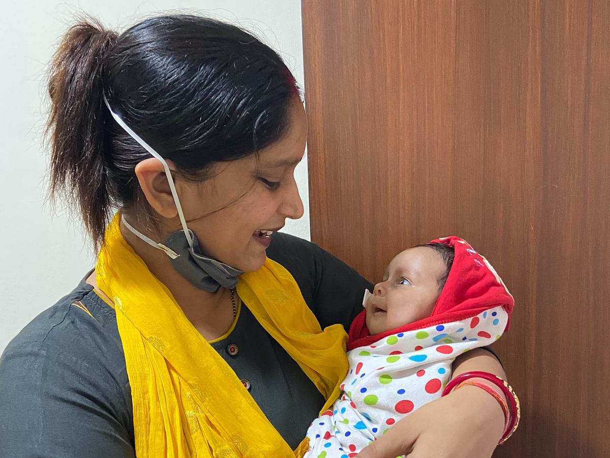 Infant With Severe Heart Defects Travels On-Road Through Three States Before Life Saving Surgery At Fortis In Delhi
