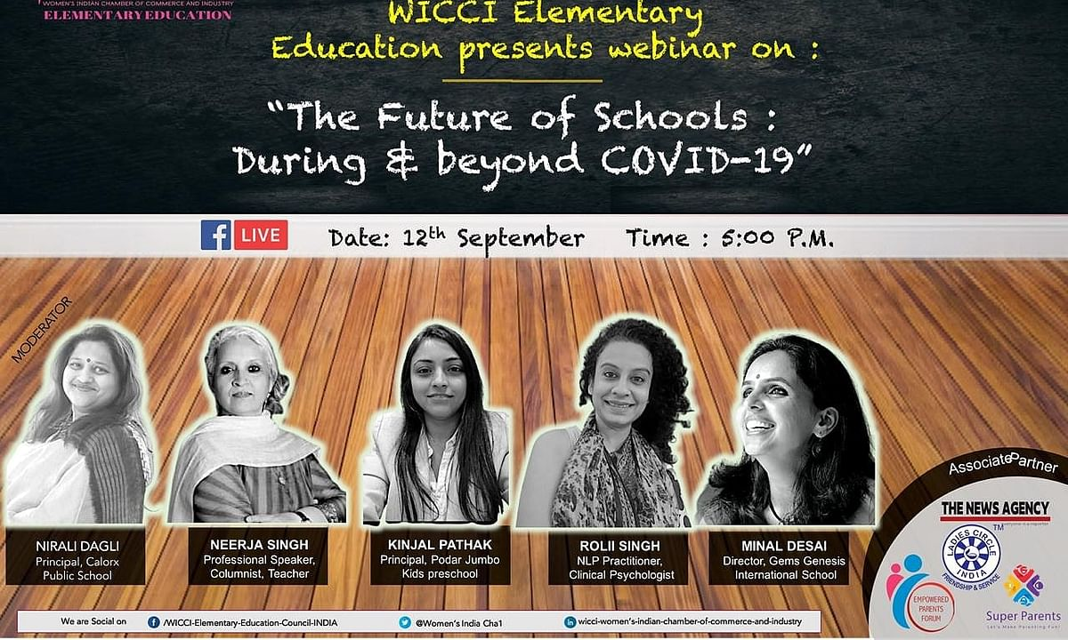 WICCI Seminar On The Future Of Schools During And Beyond COVID 19 On September 12