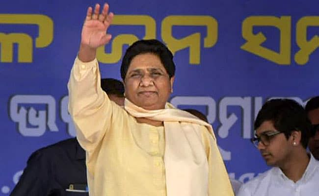 As Mayawati Decides To 'Test Waters', BSP To Contest Assembly Bye-Polls In UP
