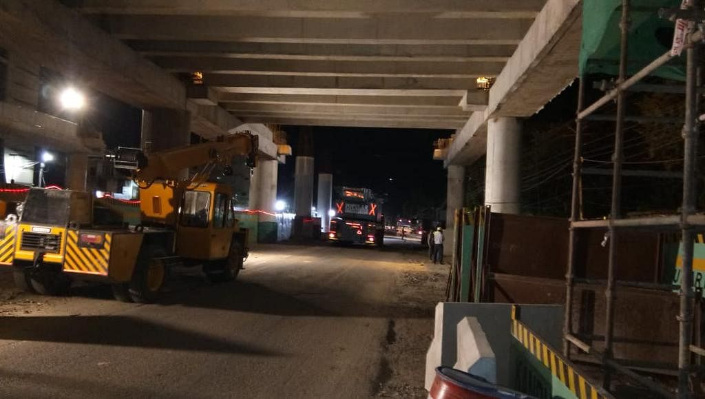 Kanpur Metro Project: Concourse of IIT Metro Station Completed, All 50 Double T-Girders Erected