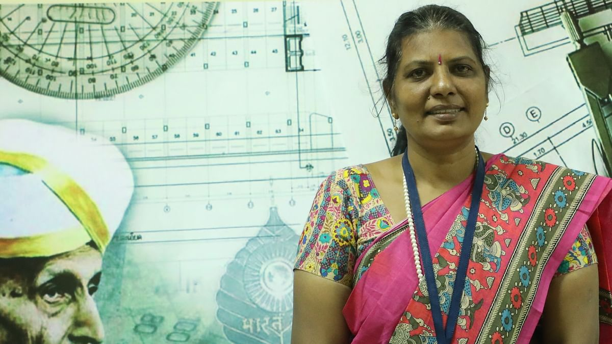 Dean Of Sona College Of Technology Malathy R Wins Coveted Teachers Award