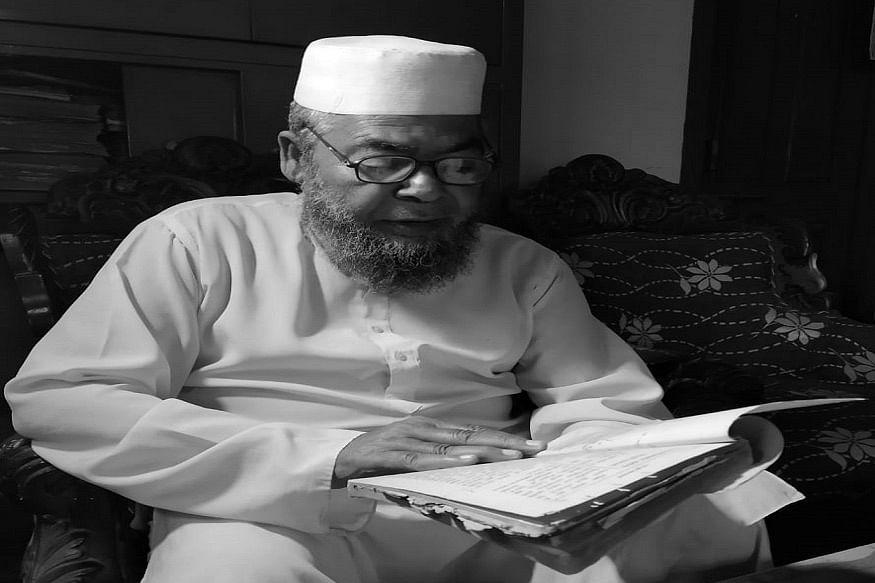 A Muslim Wedded To Sanskrit, Eminent Scholar Ahsab Ali Dies In Gorakhpur