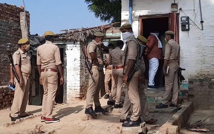 बिछवां पुलिस ने किया वृद्ध महिला की हत्या का पर्दाफाश, भतीजे ने ही की थी बुआ की हत्या