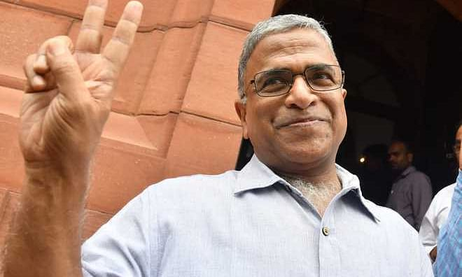 Harivansh Narayan Singh Re-elected Deputy Chairman of Rajya Sabha