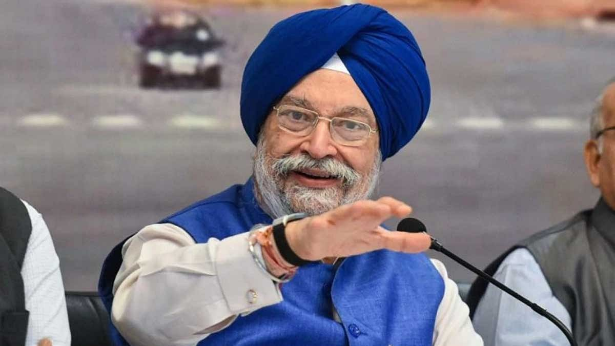 Hardeep Puri To Visit Darbhanga And Deoghar Airports For Review
