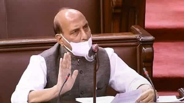 India Committed To Resolving Border Issue With China Peacefully But Prepared For All Contingencies : Rajnath Singh