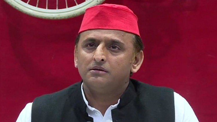 "Akhilesh Yadav Says He Will Not Take ""BJP's COVID Vaccine"", Stirs Controversy"