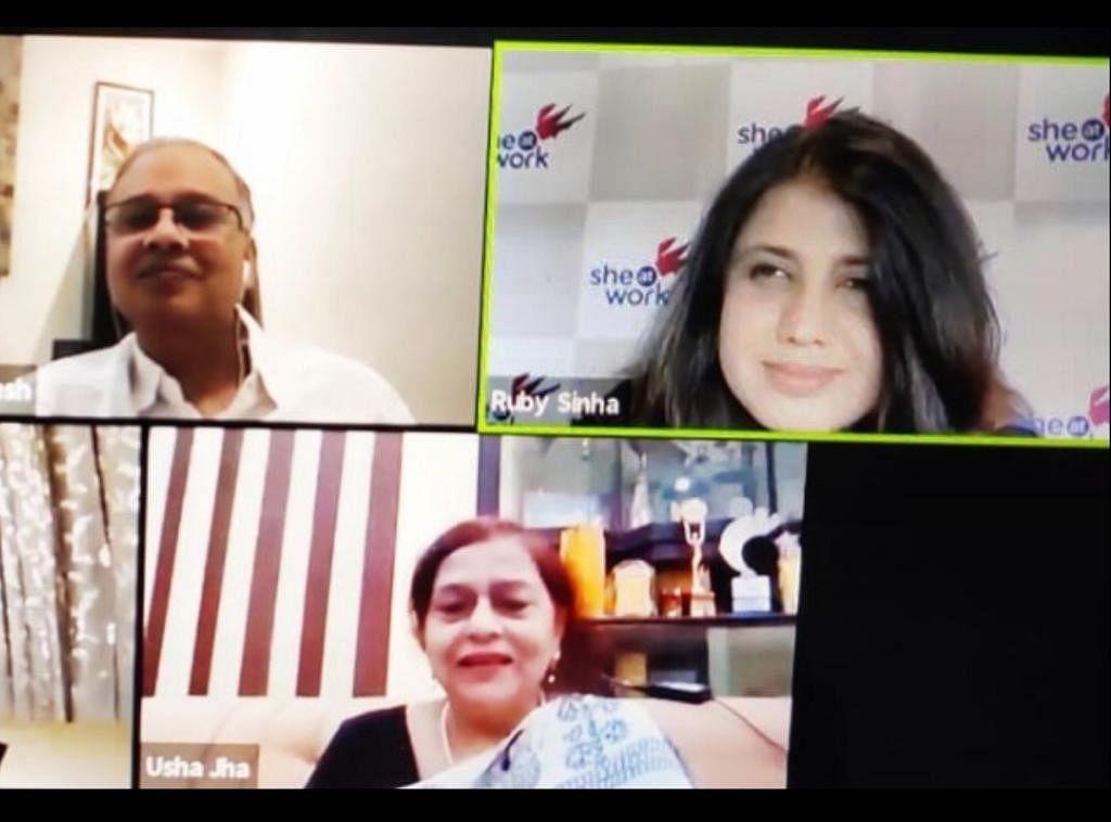Panel Tells Aspiring Women Entrepreneurs of Bihar To Use Local Resources To Go Global