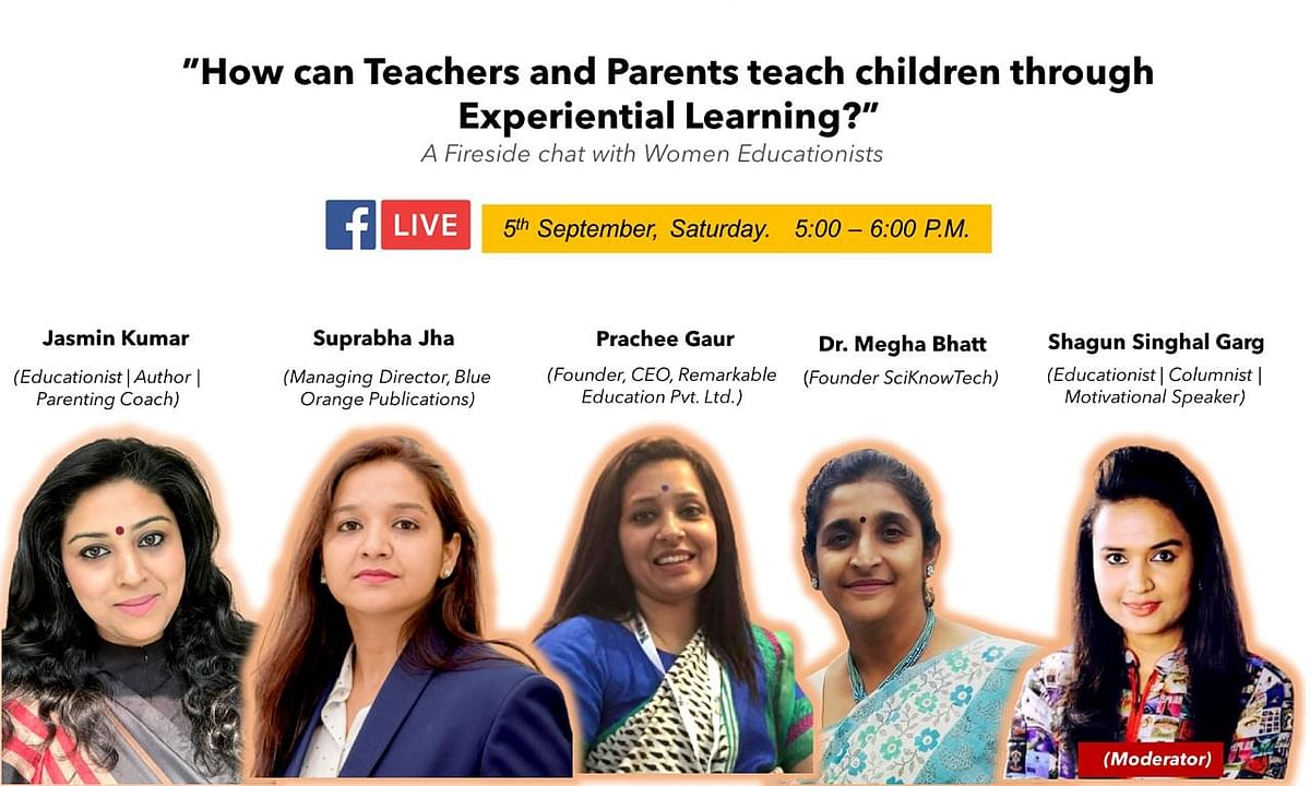 IInd Edition Of WICCI Webinar On 'Disruptive Education - The New 21st Century Model On September 5