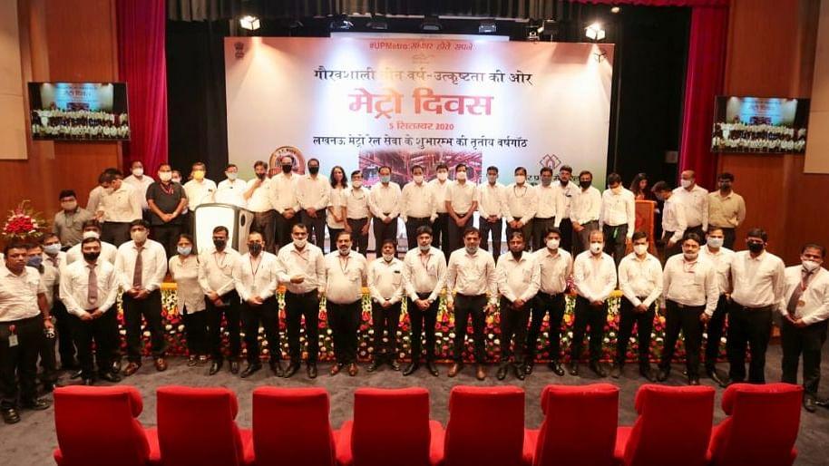UP Metro Celebrates Metro Diwas, Its Third Foundation Anniversary