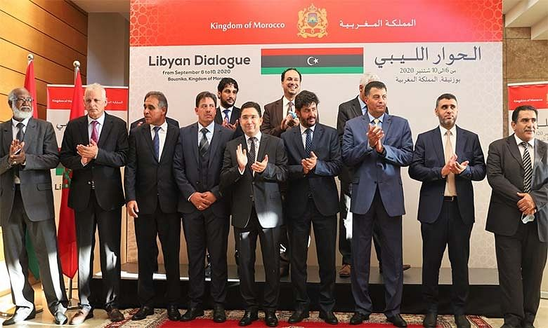 "Inter-Libyan Dialogue In Bouznika: Meetings To Continue For ""Global Consensus"" On Occupants Of Positions Of Sovereignty"