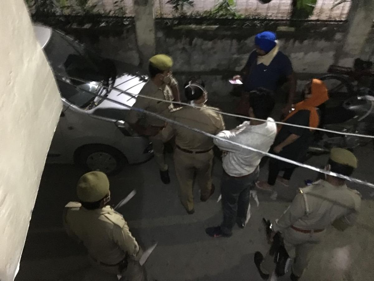 AAP Alleges Midnight Crackdown By UP Police On Its Workers, Leaders