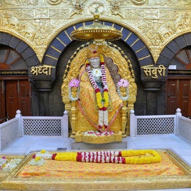 Shri Sai Samadhi Mandir Shirdi, Maharashtra