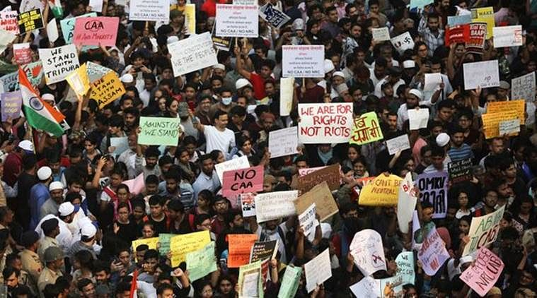 Telangana Cops Serve Stale Notices To Students Over Peaceful Protests