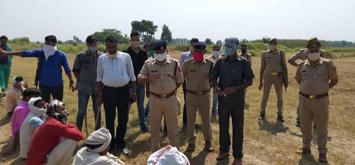 मैनपुरी पुलिस ने दिखाया इच्छाशक्ति हो तो कुछ भी सम्भव, तीन माह पूर्व की गई हत्या का खोला राज