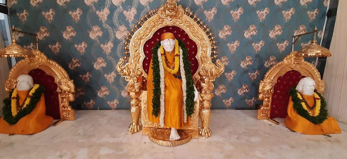 Sai Baba Spiritual Center, Thyagrajnagar, Nr Colony, KSR Bengaluru, Karnataka
