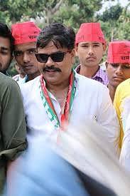 सपा विधायक राजू यादव के खिलाफ एफआईआर दर्ज