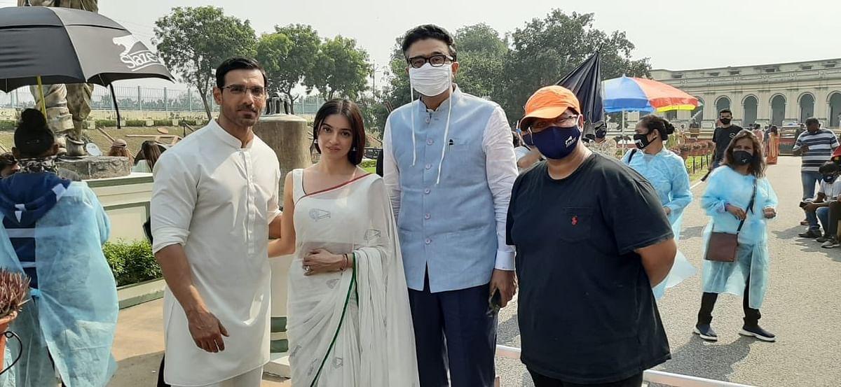 Amid Strict COVID Protocol, John Abraham's Satyamev Jayate 2 Starts Shoot In Lucknow