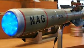 Final User Trial Of NAG Missile Conducted