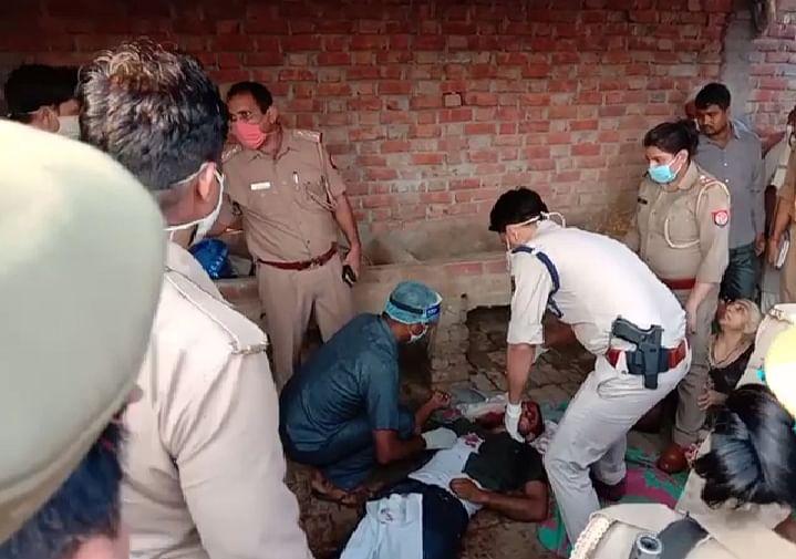 मैनपुरी में सुबह तड़के युवक की गोली मारकर हत्या