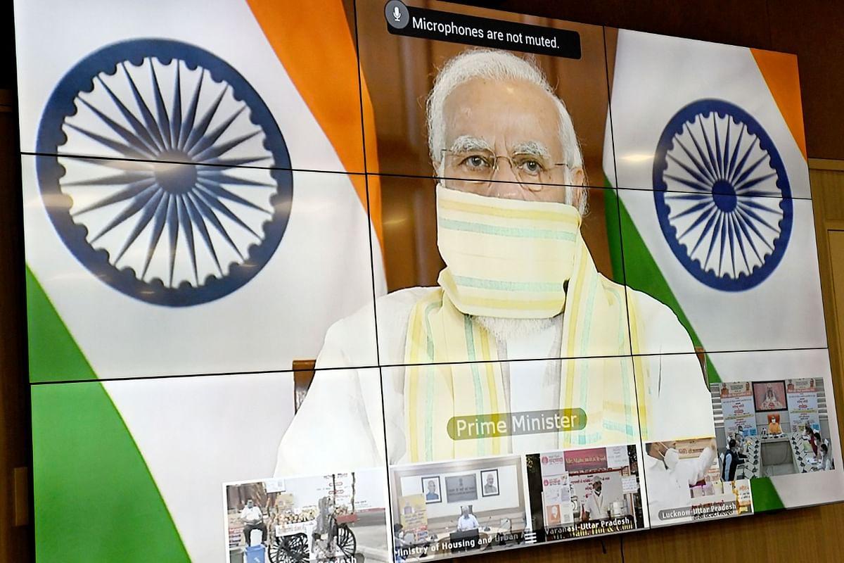 प्रधानमंत्री नरेन्द्र मोदी ने किया स्वनिधि योजना के हितग्राहियों से संवाद, ट्विटर पर #AatmaNirbharVendor पहुंचा टॉप पर