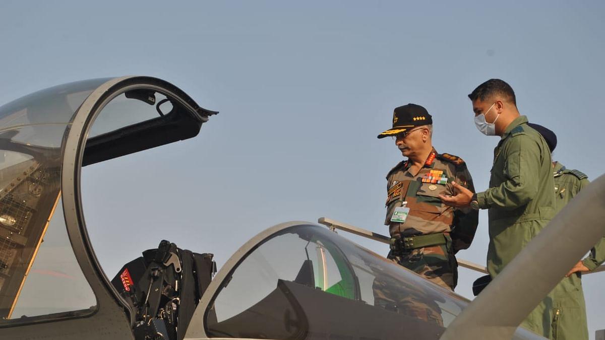 Army Chief Naravane Visits Ambala Cantonment