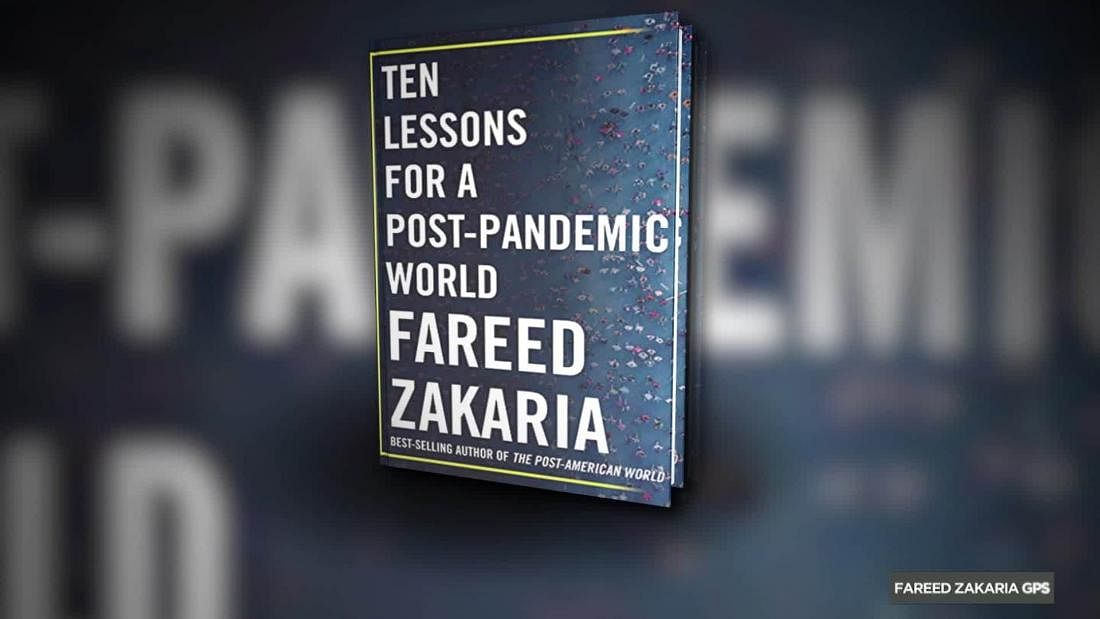 The Saturday Book Review: Ten Lessons For A Post–Pandemic World