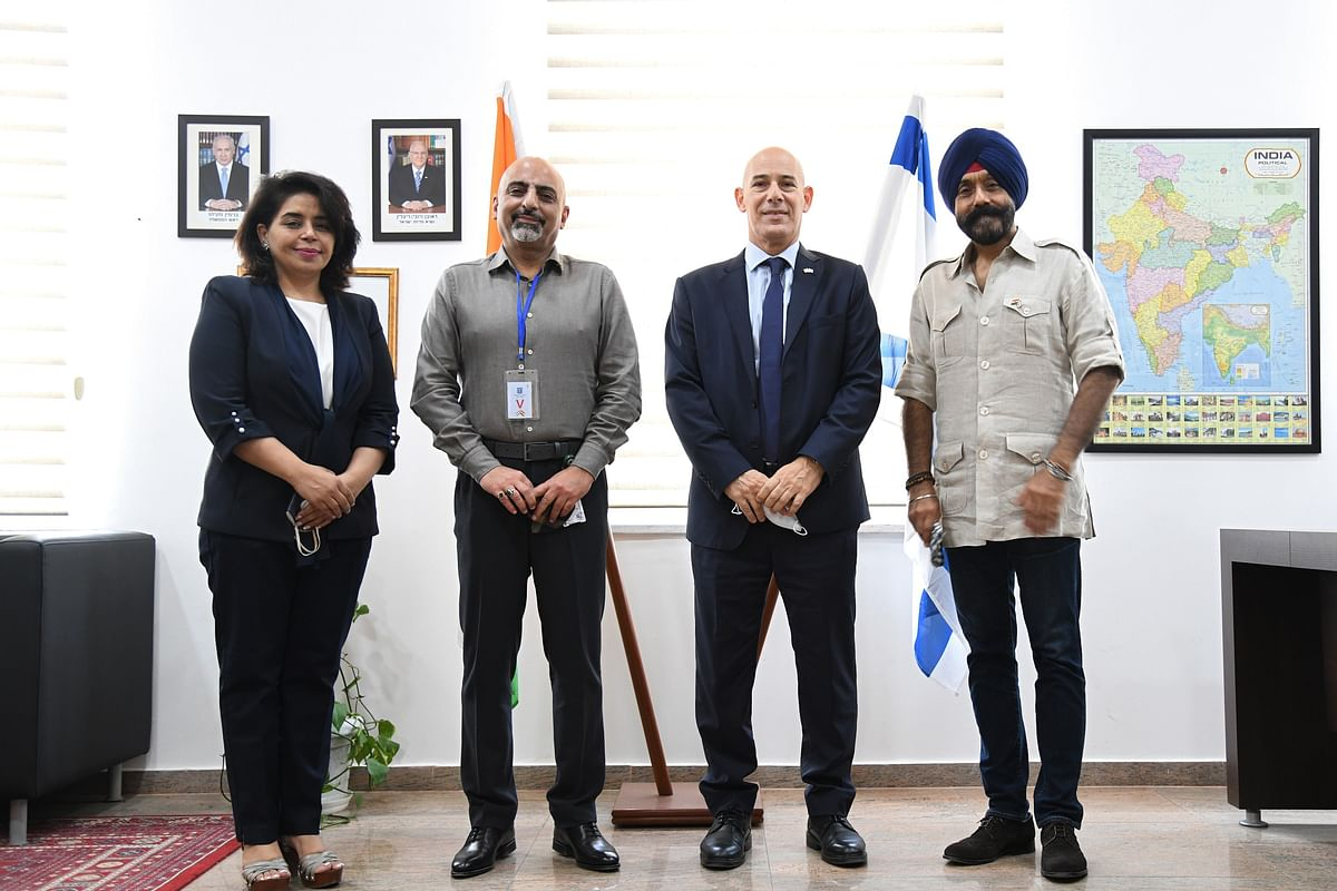 Israel To Participate In Event For Cancer Awareness In India
