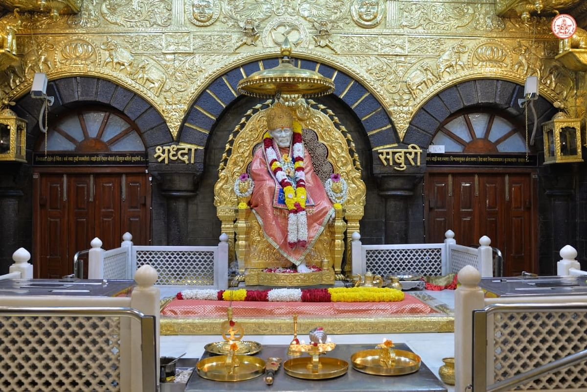 When I First Saw Sai Baba In Shirdi, It Was A Deluge of Emotions And Tears Of Joy