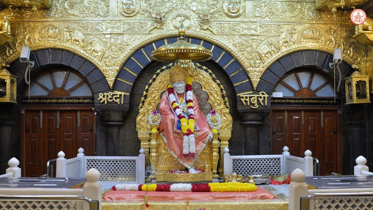 Darshan Of Sai Baba From temples Around The World