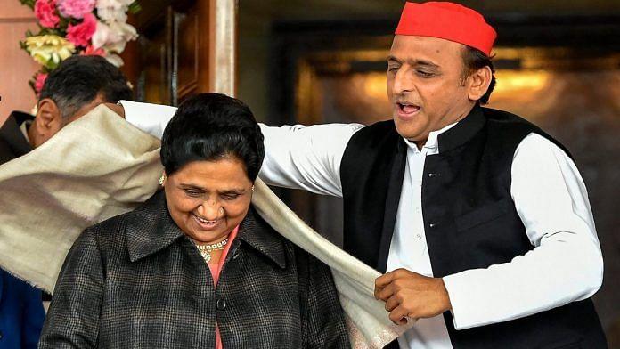 Mayawati Trains Her Guns On Akhilesh Again, Says SP Going Petty To Grab Headlines