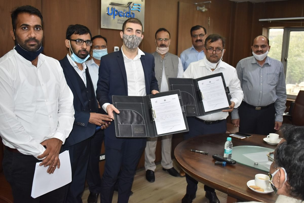 UPEIDA Inks MoU With South African Defence Manufacturer, Units To Come Up In Aligarh