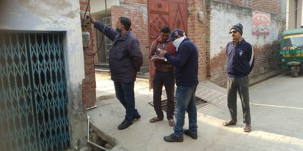 मैनपुरी में विद्युत विभाग का चला महा अभियान, उपभोक्ताओं में मचा हड़कम्प