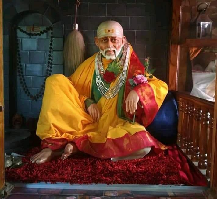 Sai Darshan; November 18, 2020 - Get Blessings Of Baba Sitting At Home From Temples Across The World