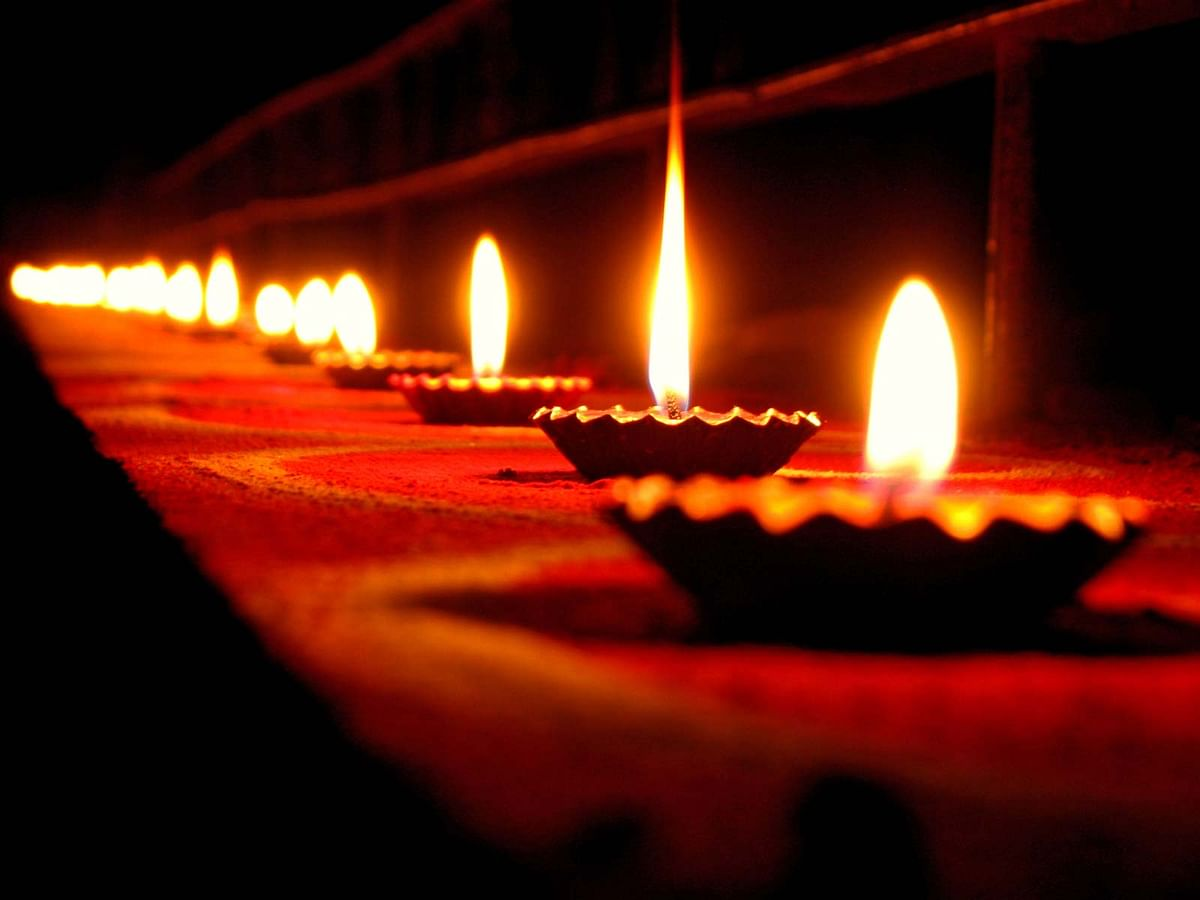 Know The Five Auspicious Days Of Diwali...