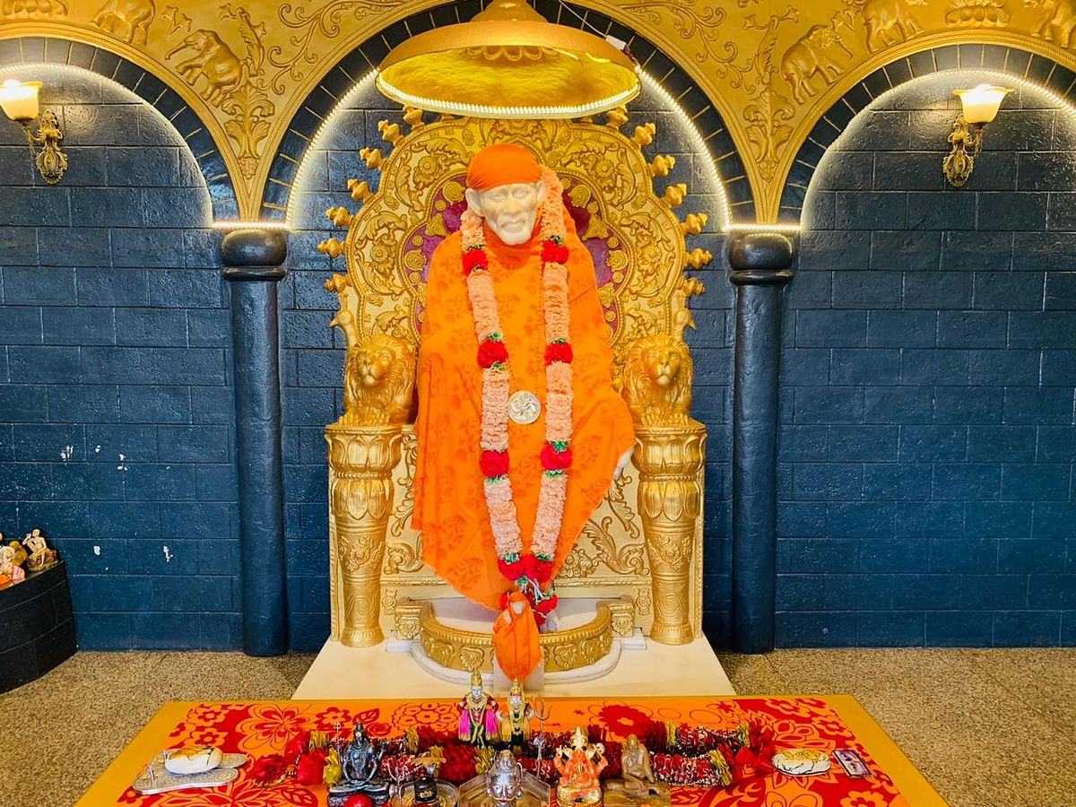 Sai Darshan; November 10, 2020 - Get Blessings Of Baba Sitting At Home From Temples Across The World