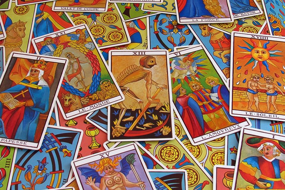 TNA's Tarot Reading For Star Signs In November of 2020.