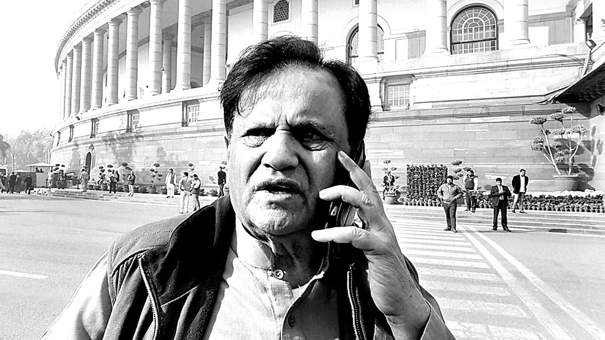 Senior Congress Leader Ahmed Patel Dies Of Coronavirus-led Complications